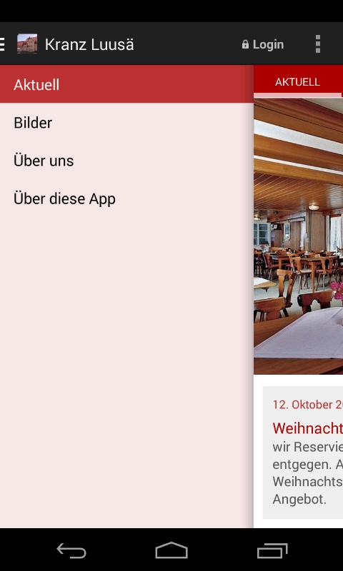App Kranz Luusä