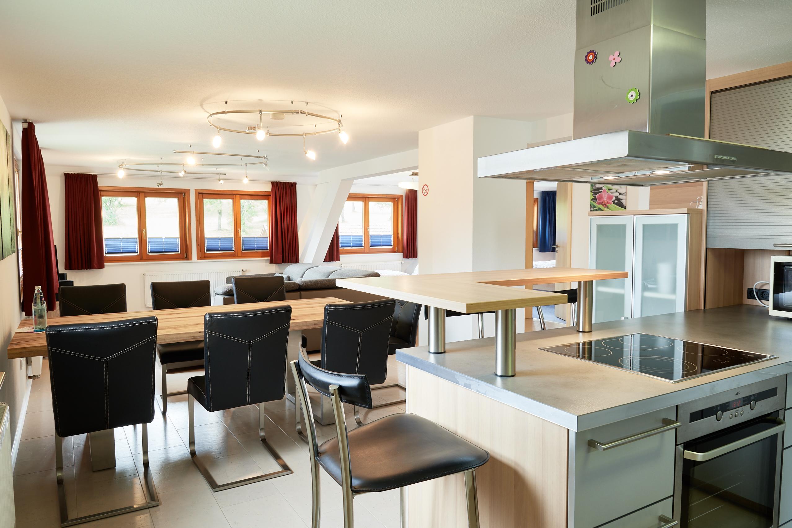 Apartment Fuerst Wohnbereich